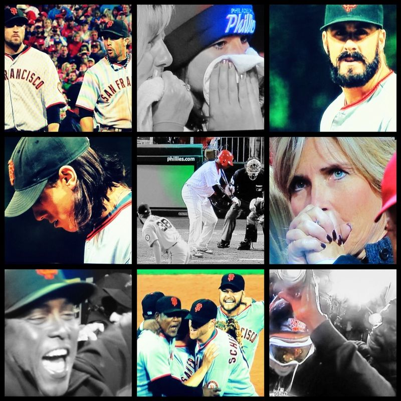 Giants collage