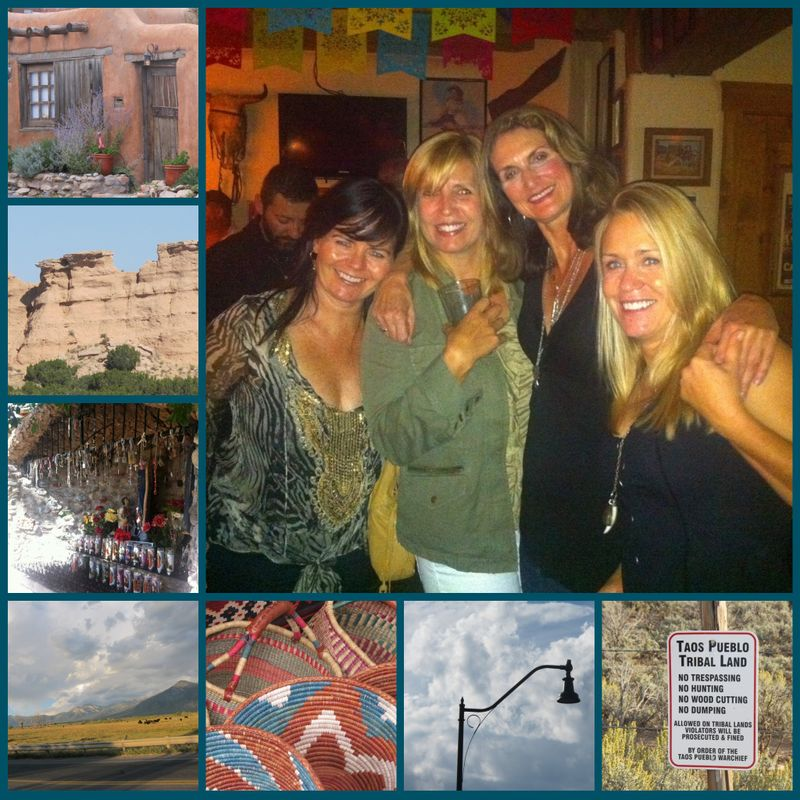 New Mexico collage