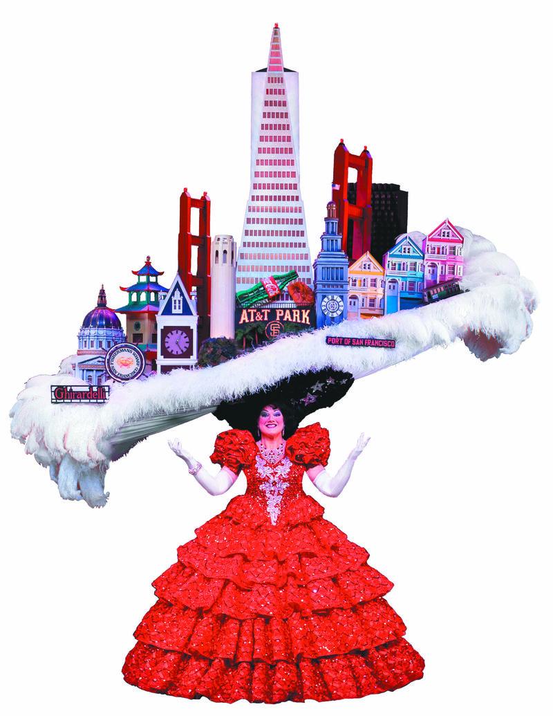 San Francisco Skyline Hat 1mb
