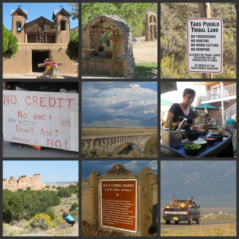 Highroad to Taos