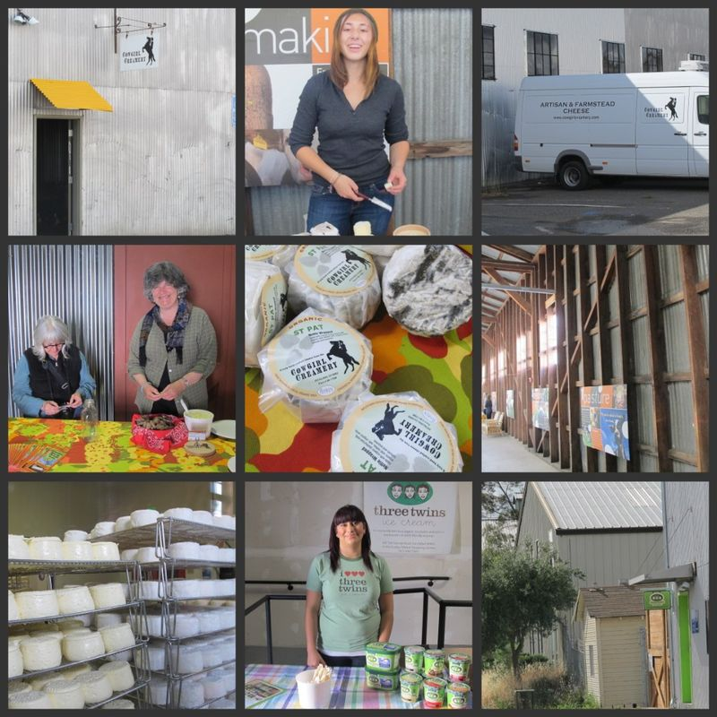 Cowgirld creamery collage