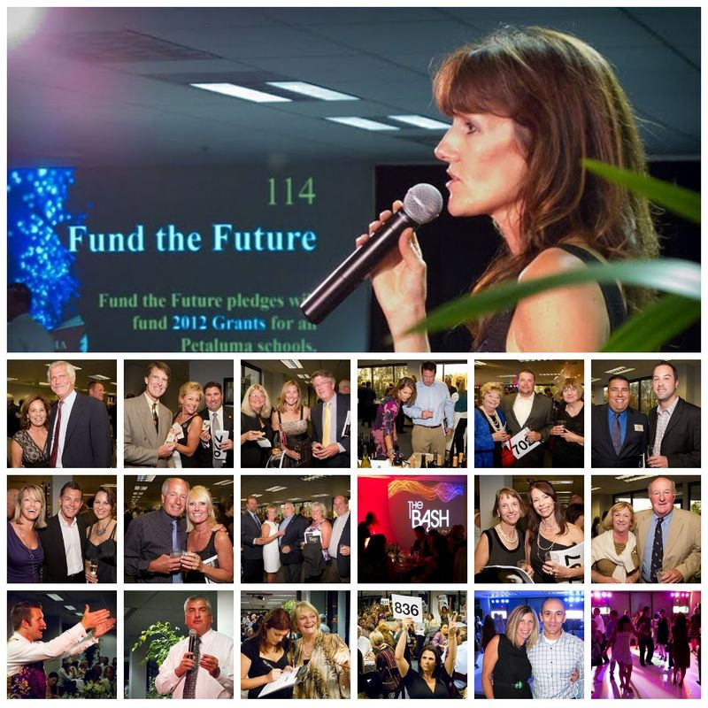 The PEF BASH 2011 collage
