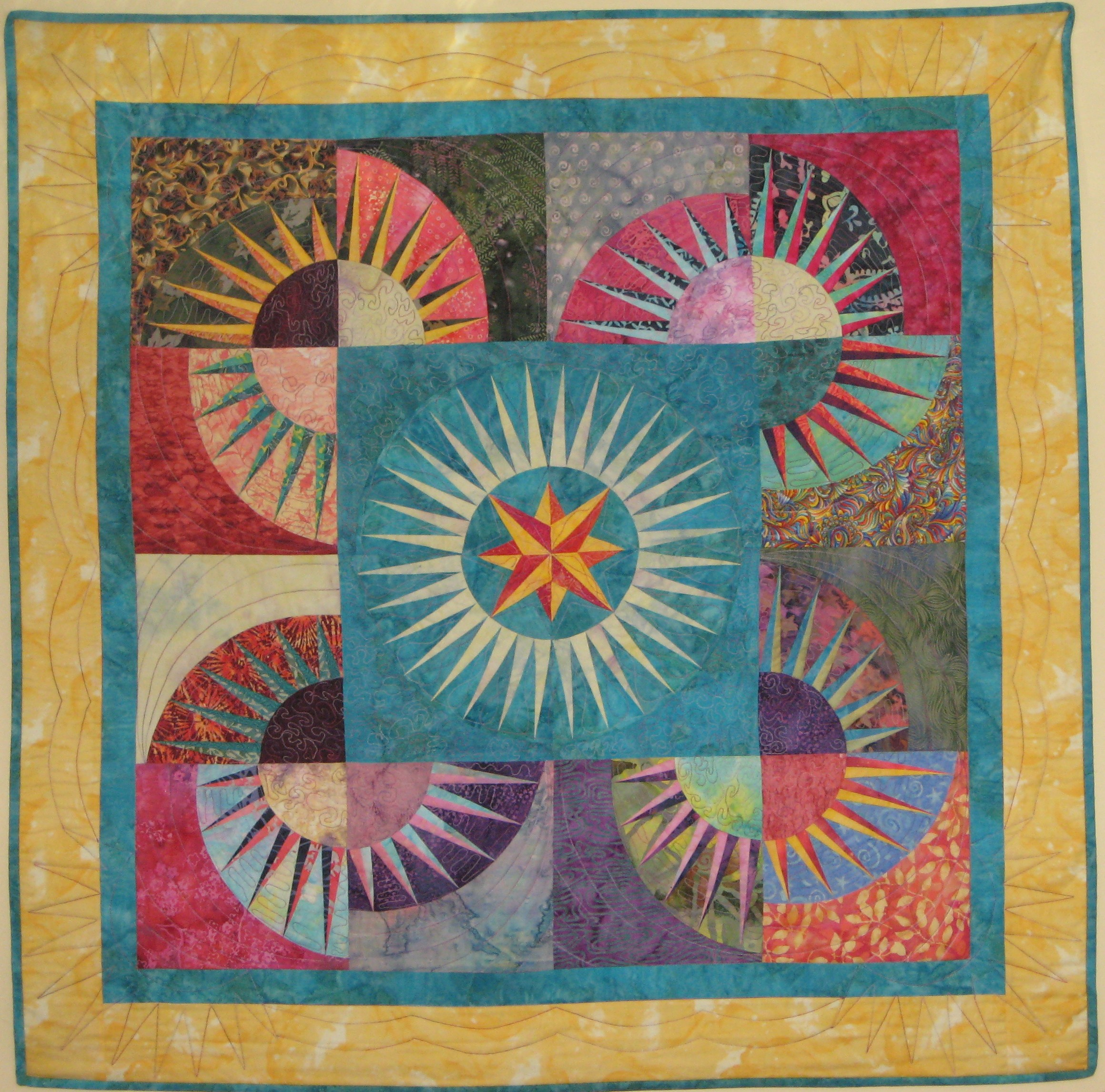 Author of The American Quilt, A History of Cloth and Comfort to ... : petaluma quilt guild - Adamdwight.com