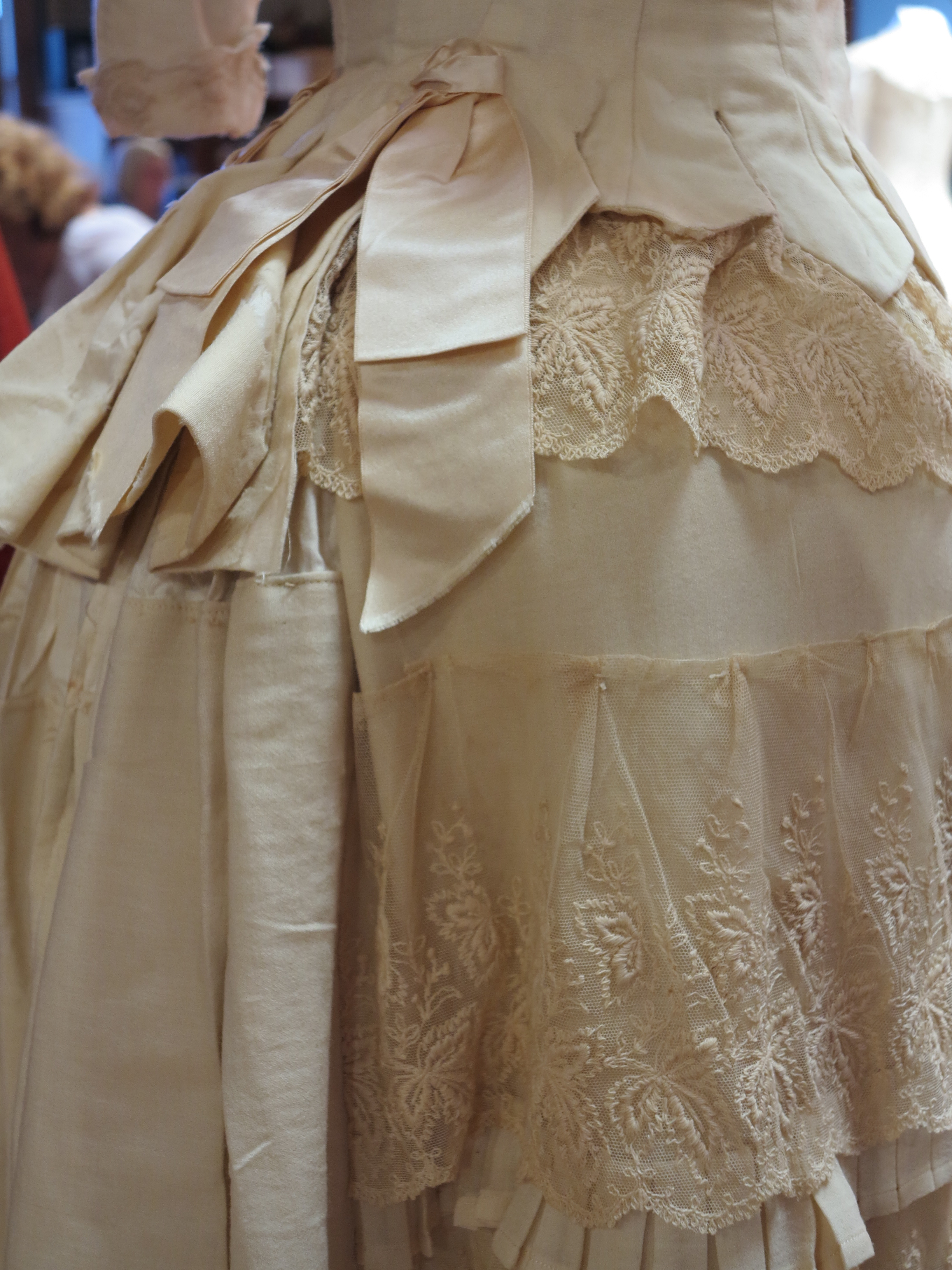 After Attending Petaluma Museum S Cake And Champagne Opening Reception For Its Latest Presentation An Exhibit Of Local Historical Wedding Dresses