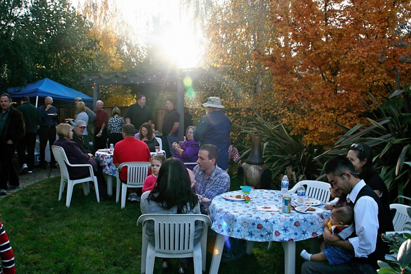 2011 Turkey Party