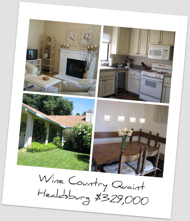 Healdsburg house