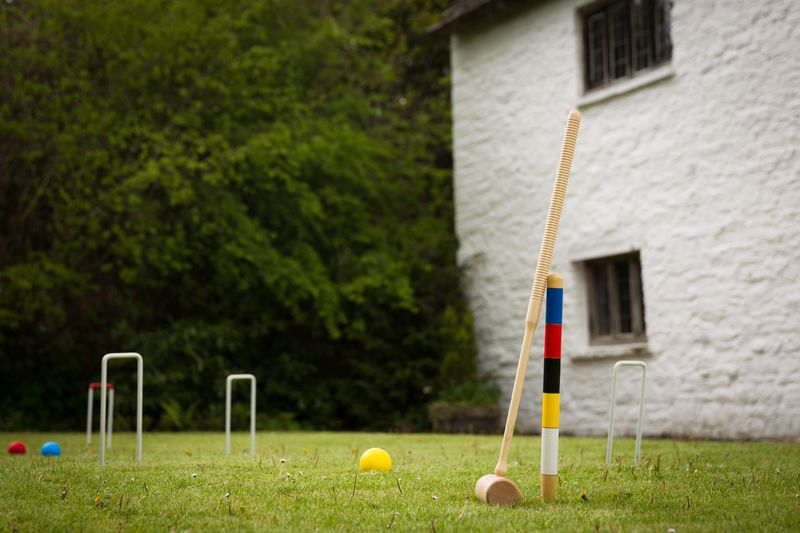 Croquet at Millbrook