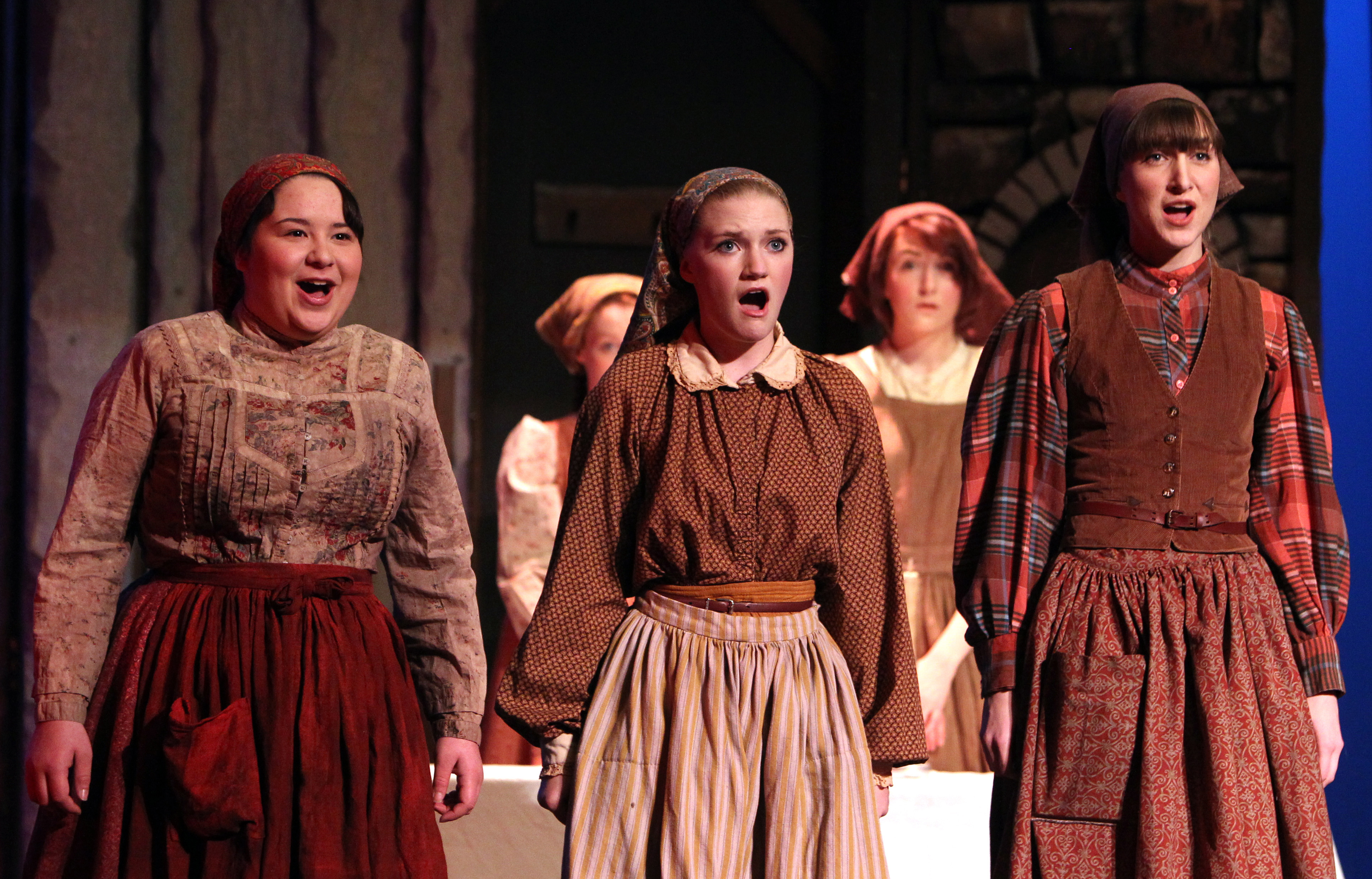 Fifty Years of Fiddler on the Roof - A Rousing Rendition at