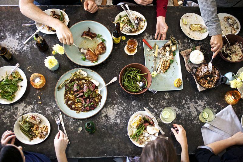 La Condesa Napa Family Meal credit Jody Horton