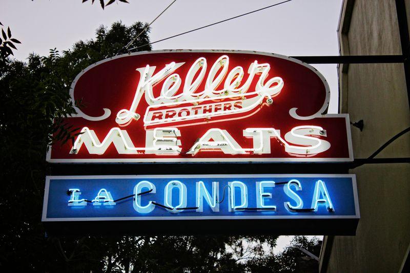 La Condesa Napa Neon credit Jody Horton