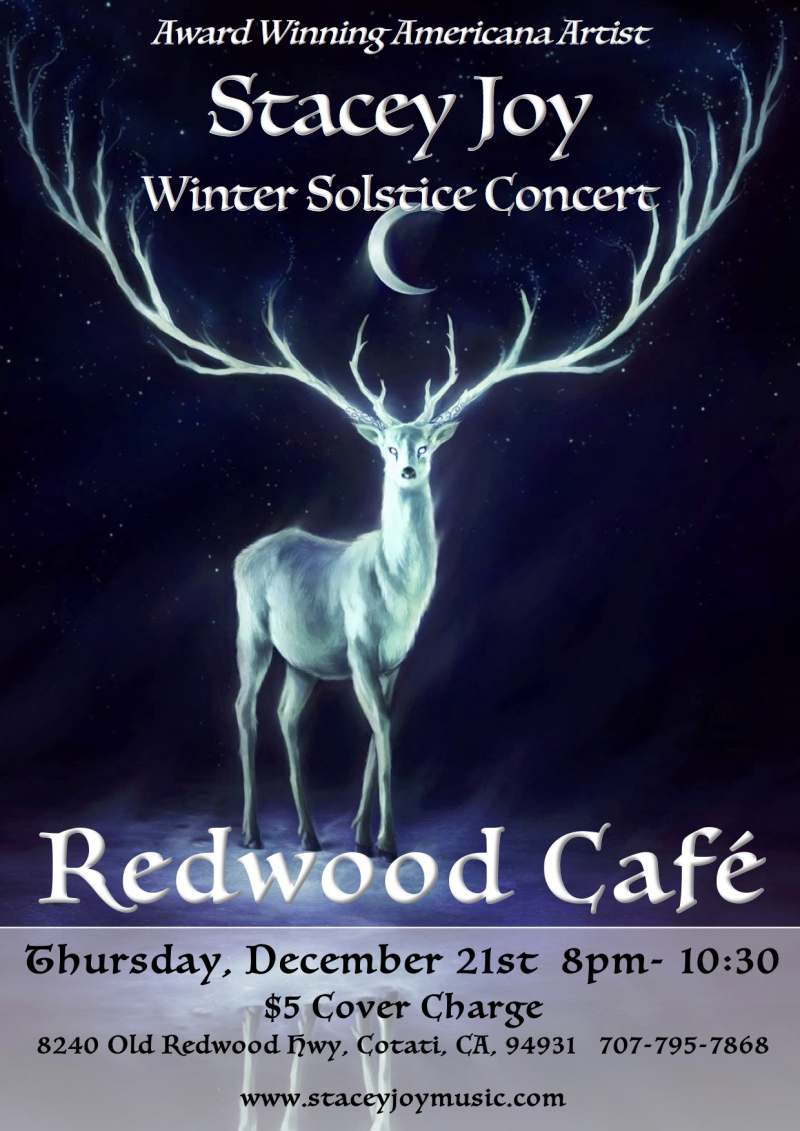 Redwood Cafe Winter Solstice Concert