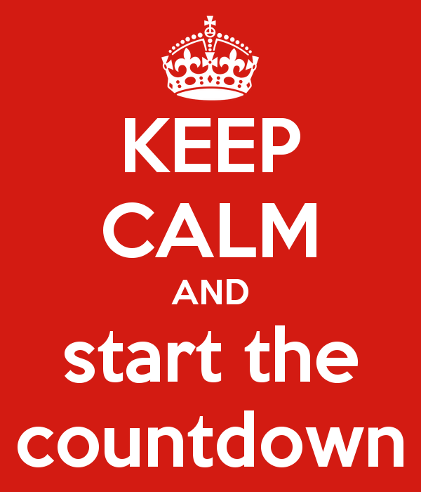 Keep Calm and Start the Countdown ��� Final Day for Fog Valley.