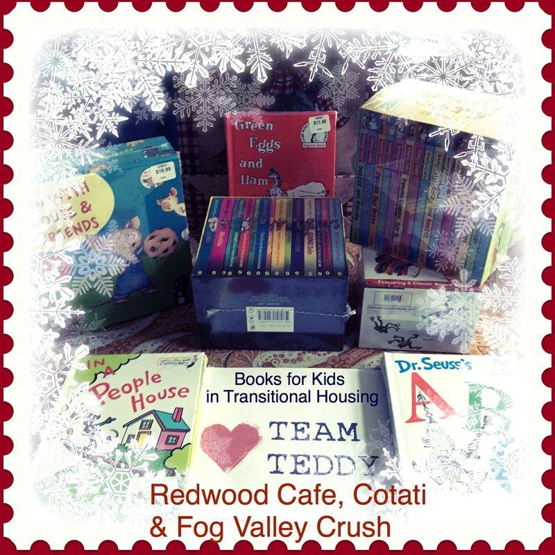 Team Teddy Book Donations