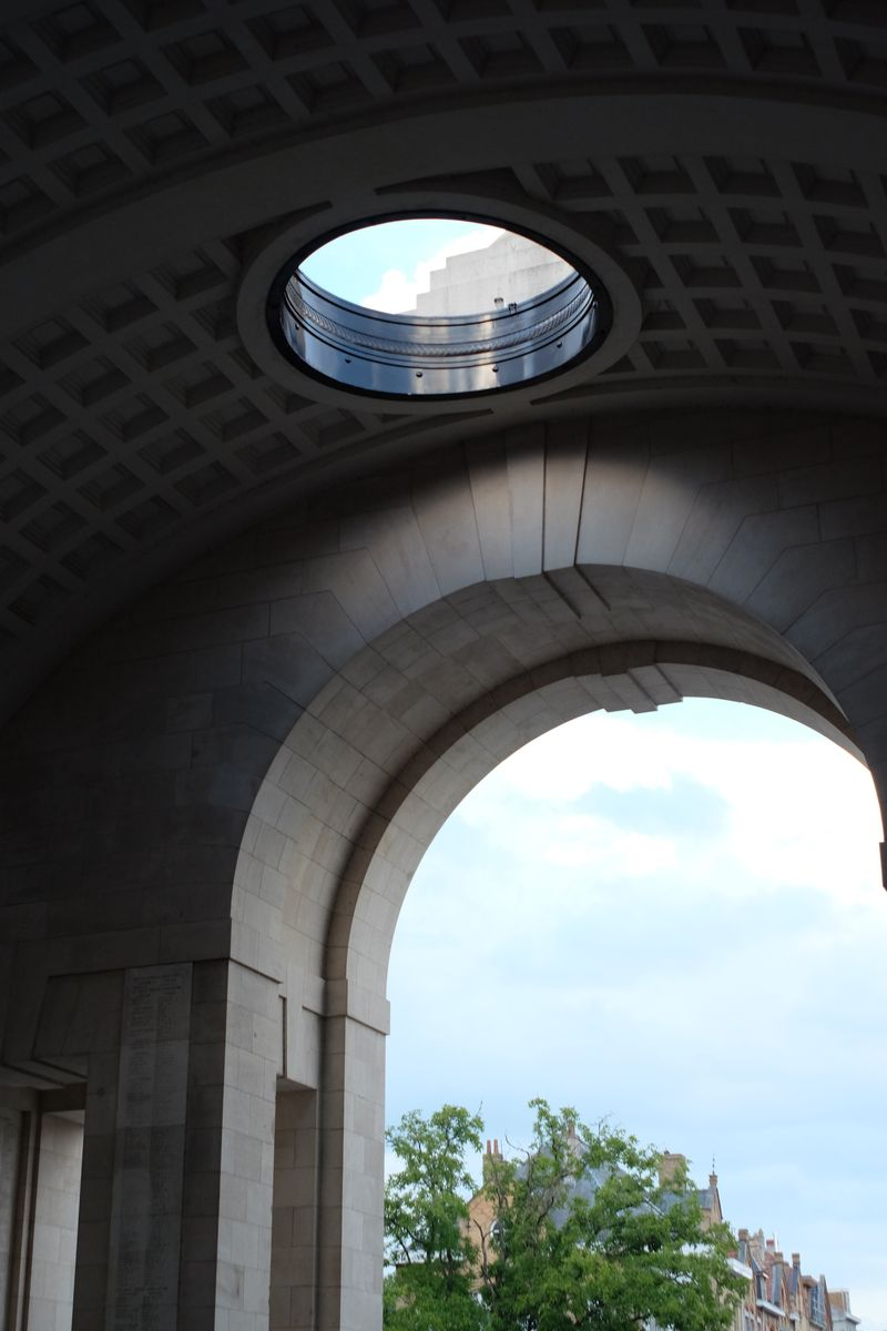 Menin Gate — photo by Dominic Rivetti