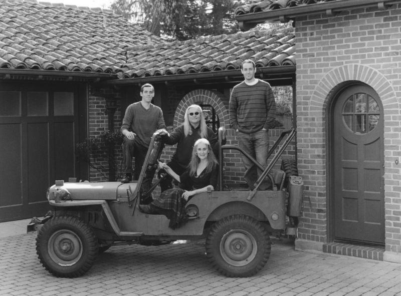 Family Jeep