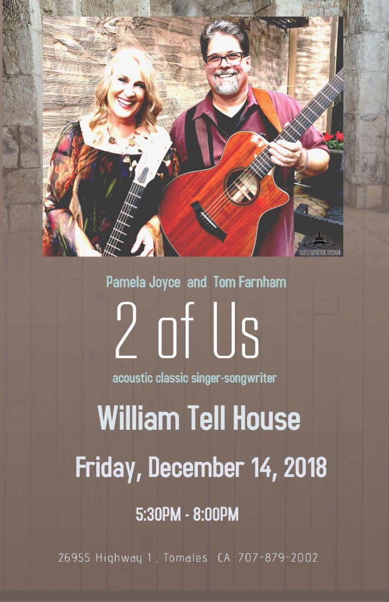 2 of Us William Tell House 12_14_18