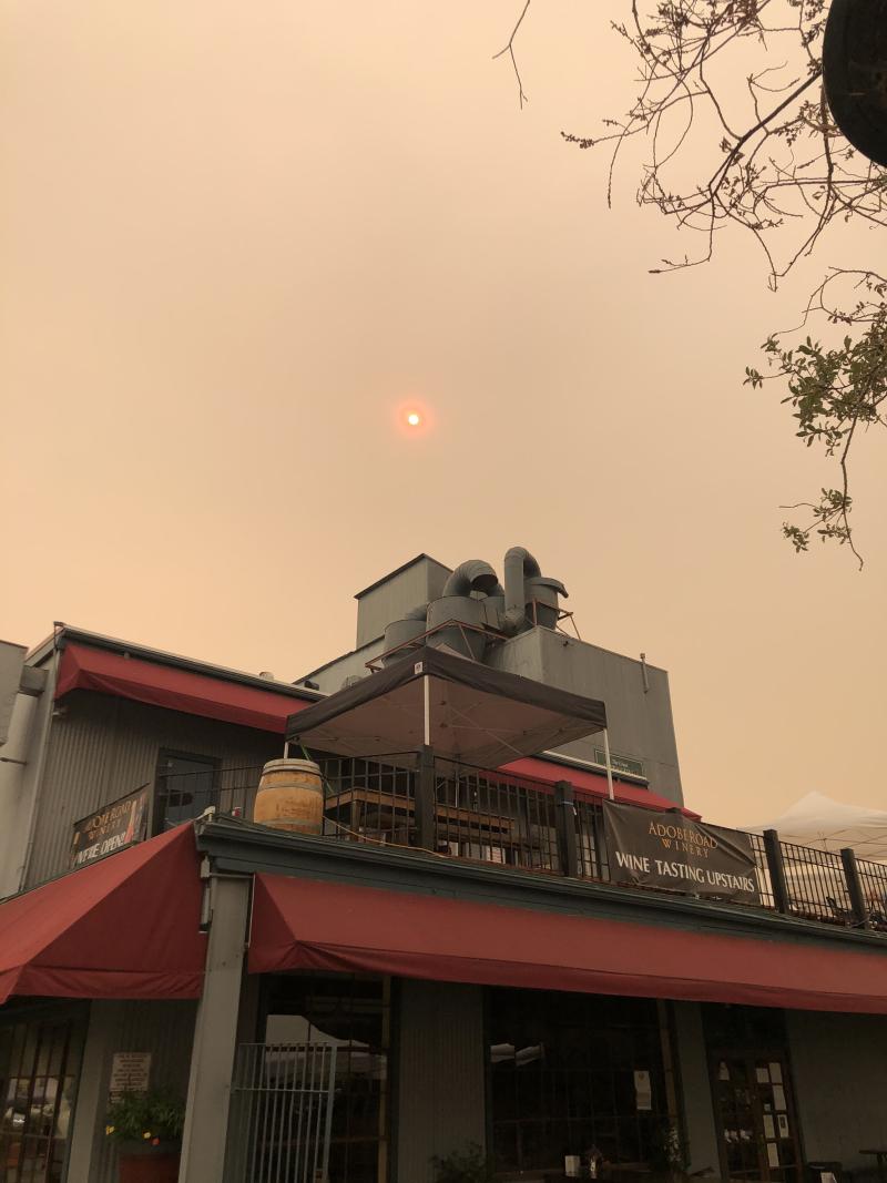 Petaluma Mill — Wildfire Season 2020