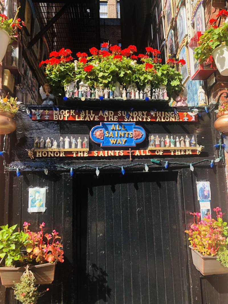 North End Street Shrine